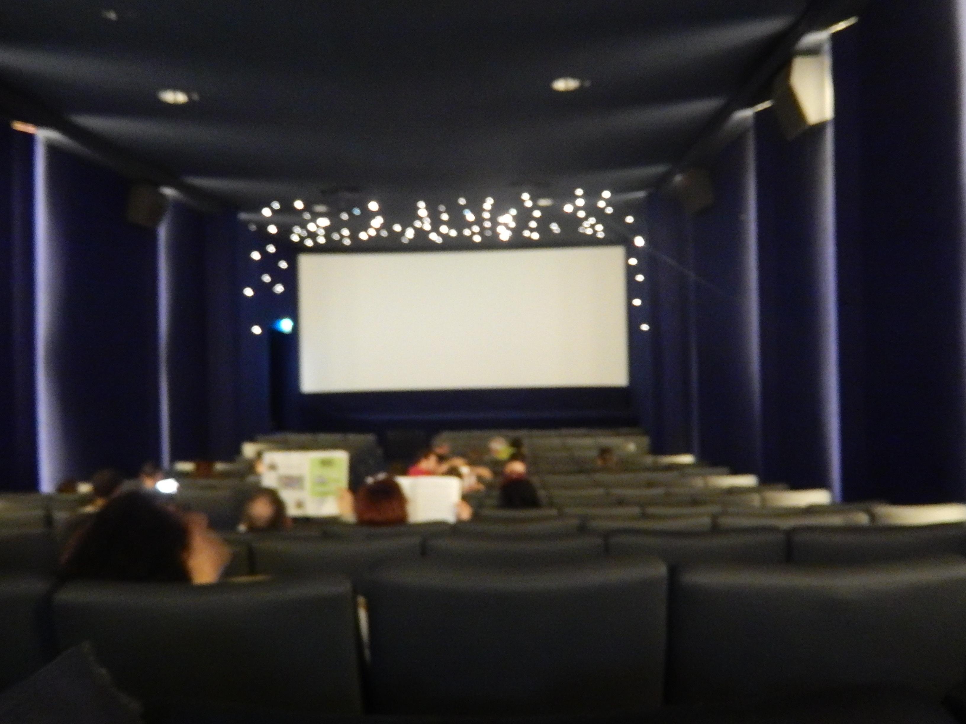 Cinema E Andrew Garfield Luiza Ortiz Em Paris -> Imagem De Sala De Cinema
